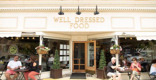 Well Dressed Food Restaurant Tupper Lake Adirondacks