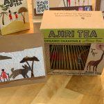 Ajiri Tea Well Dressed Food